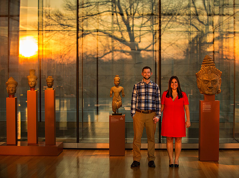 MM-Cleveland-Museum-Art-Wedding-Engagement-12b