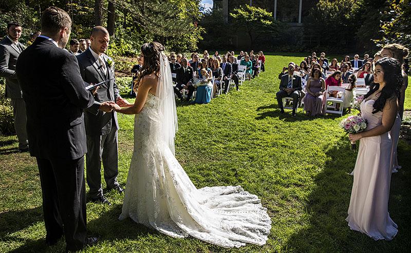 Cleveland Botanical Garden Wedding Photographer 7