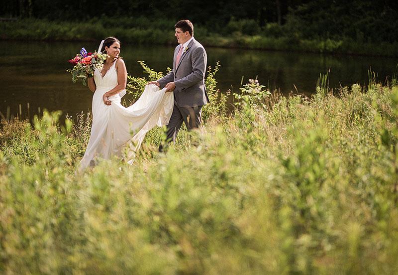 Shaw farms wedding